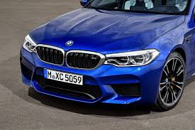 first bmw m5 2018 bmw m5 delivers performance new features carfax blog