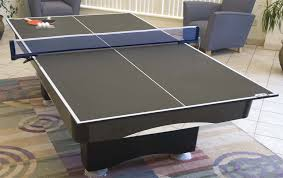 pool and ping pong table table tennis conversion top for pool billiard table