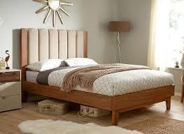 Nomad Bed Frame Size Wood Bed Frame Ianwalksamerica