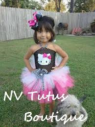 Kitty Toddler Costumes Halloween Ultimate Kitty Tutu Dress Pink Zebra Birthday Dress