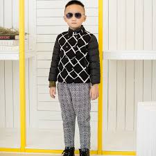cool kid zone 2016 boy winter dress jackets cotton padded clothes