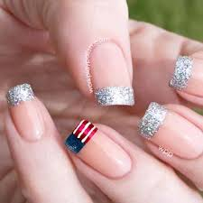 4th of july nails 20 manicure ideas