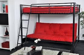 canape lit superpose lit superpose avec canape lit mezzanine 2 places avec banquette