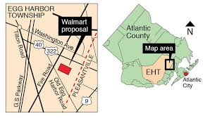 Walmart Floor Plan Ruling Clears Path For Egg Harbor Township Wal Mart Breaking