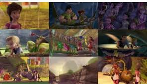 movie review tinker bell pixie hollow games 2011