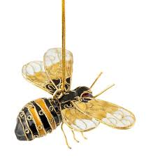 valueartscompany cloisonne bumble bee ornament reviews wayfair