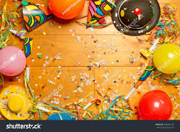 happy party background on wood stock photo 249063778 shutterstock