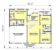 house plans 1500 square uncategorized 1 story ranch style house plan sensational inside