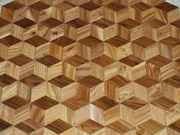 3d wood make a hardwood floor that looks 3d from your own trees 11 steps