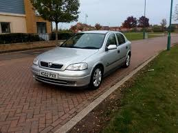 2002 vauxhall astra 1 6 sxi 16v petrol in peterborough