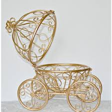carriage centerpiece cinderella coach centerpiece gold wire cinderella carriage f