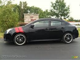 nissan sentra black 2008 nissan sentra se r spec v photos that looks fabulous u2013 car