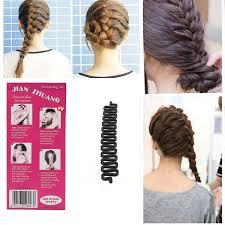 Chignon Maker Hair Styling Braiding Twist Accessories Maker Braid Tool At