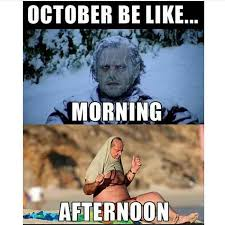 Memes Cold Weather - canada weather already is crazy lol burr fall winter weather