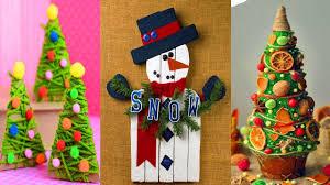diy christmas decor 25 easy fast diy christmas u0026 winter ideas for