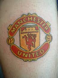 studio tattoos designs football symbol premier league