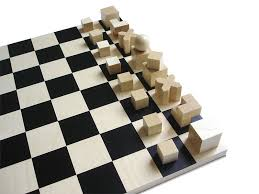 Futuristic Chess Set Naef Bauhaus Chess Set By Josef Hartwig Design Is This