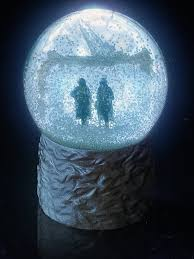 light up snow globe queen of snow globes daft punk snow globes queen of snow globes
