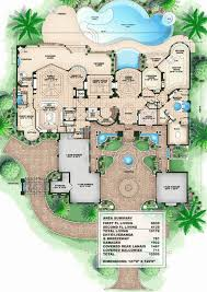 luxury estate floor plans luxury estate house plans traintoball