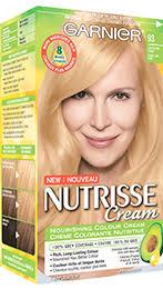 garnier nutrisse 93 light golden blonde reviews permanent colour garnier