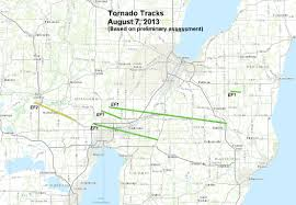 Appleton Wisconsin Map by Officials Confirm 5 Tornadoes In Wisconsin