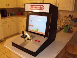 how to make an arcade cabinet how to build a nintendo arcade