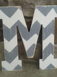 chevron letters bridesmaids gifts wedding gifts gifts under