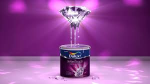 dulux velvet touch diamond glo youtube