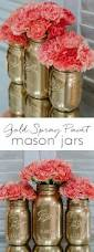 Light Pink Spray Paint - how to spray paint jars jar craft and mason jar crafts