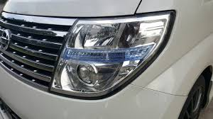 nissan highway star nissan elgrand e51 highway star sun origin motors