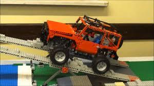 Lego Nissan Patrol 1980 Youtube