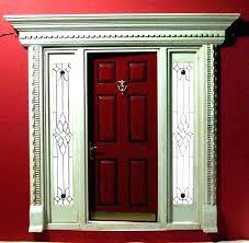 Interior Door Trim Kits Door Molding Ideas Exterior Door Molding Kit Decorative Door