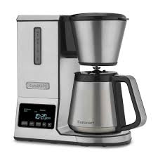 Coffee Maker With Grinder And Thermal Carafe Pureprecision Pour Over Coffee Brewer With Thermal Carafe