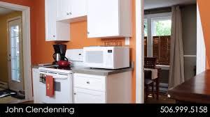 Kitchen Cabinets Fredericton 332 Smythe Street Fredericton John Clendenning Youtube