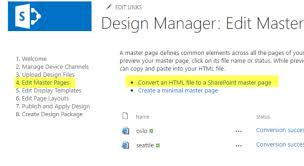 create custom master page for sharepoint online u2013 ravichandran blog