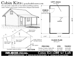 a frame cabins kits seasonal cedar log timber cabin and tiny house kits by pan abode