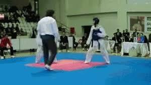 imagenes gif karate karate bow gifs tenor
