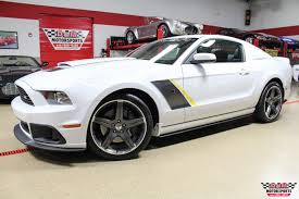 2014 ford mustang roush 2014 ford mustang roush stage 3 coupe stock m5998 for sale near