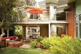 Family Style California Home Design - California home designs