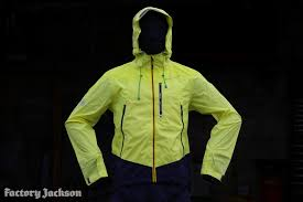 yellow waterproof cycling jacket mtb waterproof jackets grouptest factory jackson factory jackson