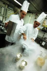 cuisine azote liquide le développement de la cuisine moléculaire et avenir