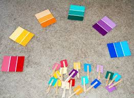 Paint Chips by Heyday Living Paint Chips