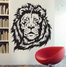 wall stickers for kids room zoo african animal jungle lion king see larger image