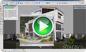v ray 2 0 for sketchup demo videos
