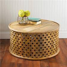 Mango Wood Coffee Table Moorish Mango Wood Coffee Table Look 4 Less