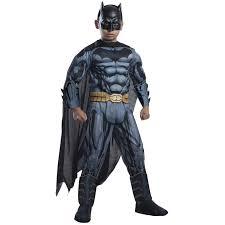 kids deluxe batman costume small walmart