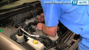 nissan sentra wiring diagram how to install replace spark plugs nissan sentra 04 06 1aauto com