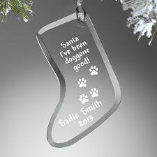 personalized engraved glass ornaments