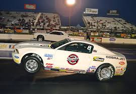 2010 mustang cobra jet ford mustang cobra jet can do 0 60 mph in 1 52 seconds 0 100 mph