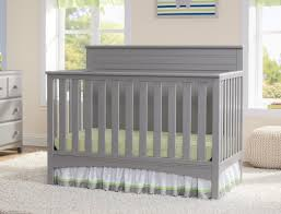 Solid Back Panel Convertible Cribs Delta Children Fancy 4 In 1 Convertible Crib Reviews Wayfair